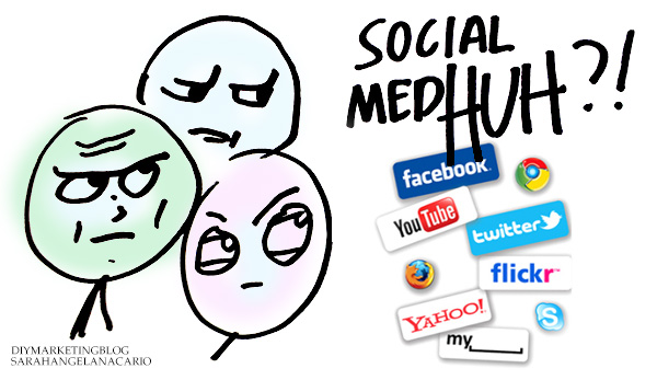 Social Media Channels   DIY Marketing Blog by Sarah Angela Nacario